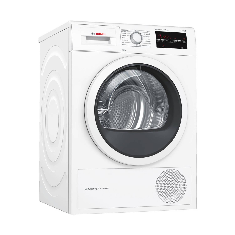 Bosch Serie 6 WTW85461NL warmtepompdrogers - Wit