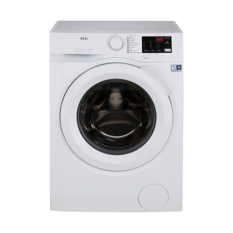 AEG L6FBN5740 wasmachines - Wit