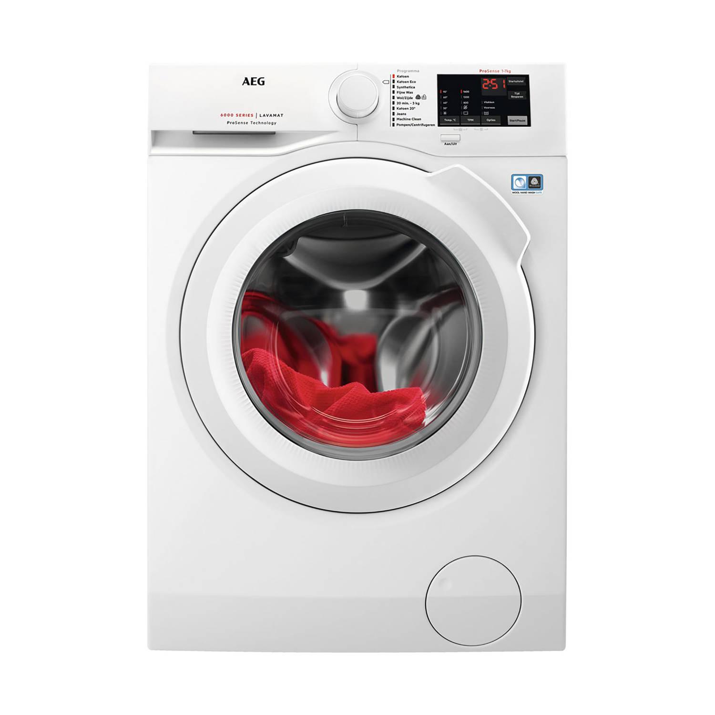 AEG L6FBN5761 wasmachines - Wit