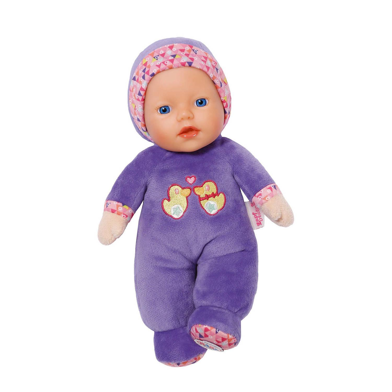 Campingbedje Voor De Pop.Baby Born First Love Pop 26 Cm Blokker