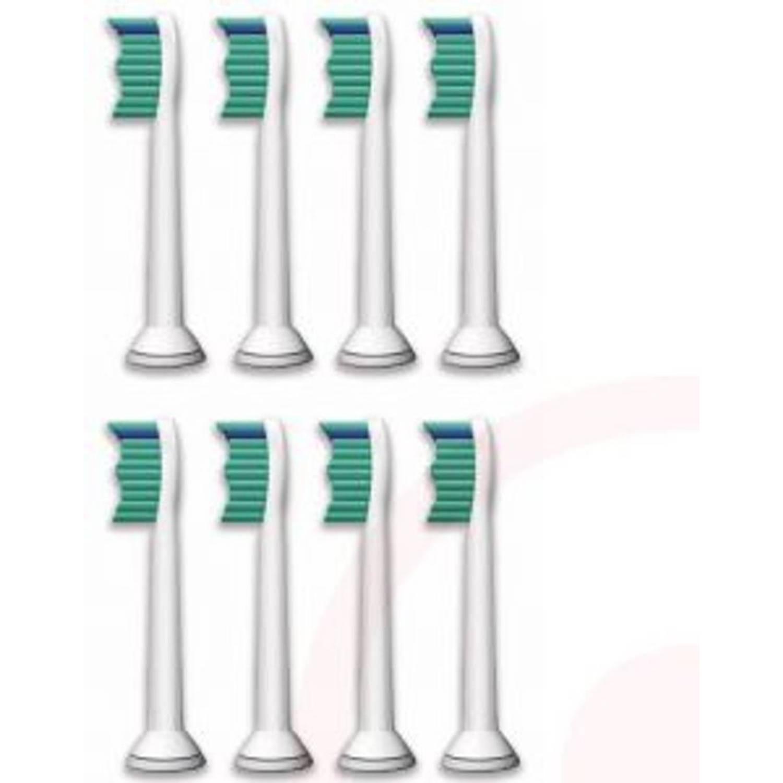 Opzetborstels 8 stuks geschikt voor oral-b-braun-philips tandenborstels-sonicare
