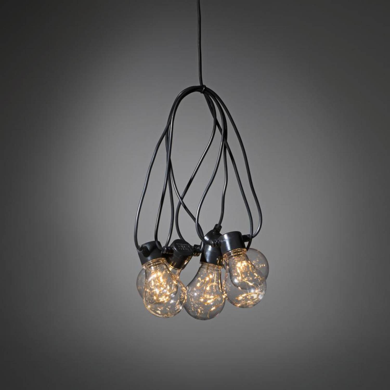 Konstsmide LED Partyverlichting peer 14,5 meter - extra warmwit
