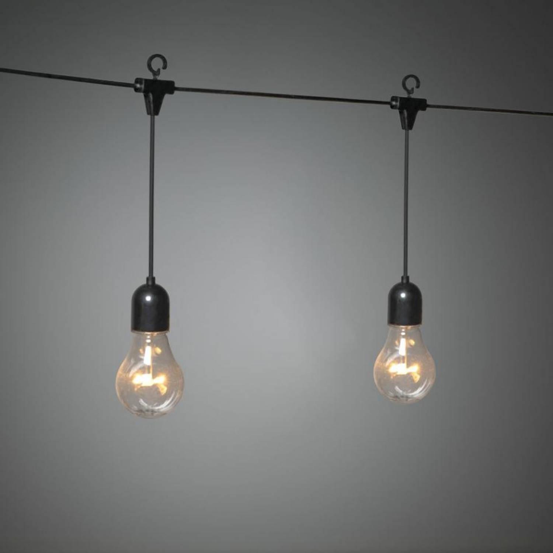 Konstsmide LED Lichtgordijn peer 14,5 meter - extra warmwit