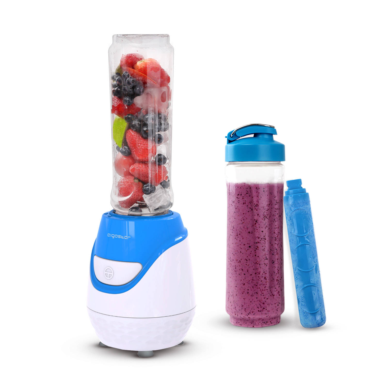 Aigostar Blueberry 30JDI - Blender to go - Blauw/Wit