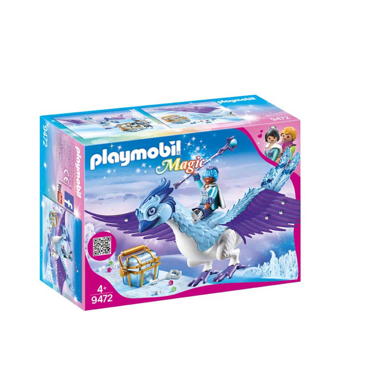 Playmobil Magic - Fenix en Sinikka 9472