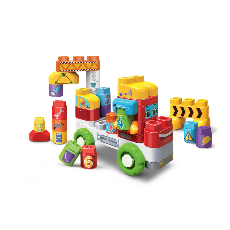 Bla Bla Blocks - Vrachtwagen