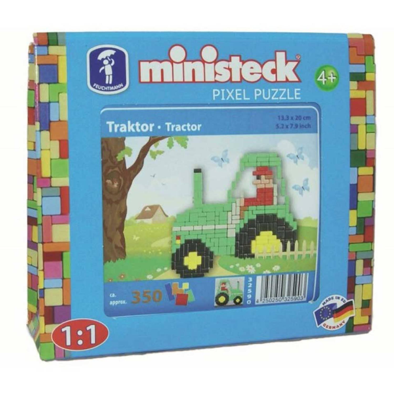 Ministeck boerderij box Tractor 350 delig