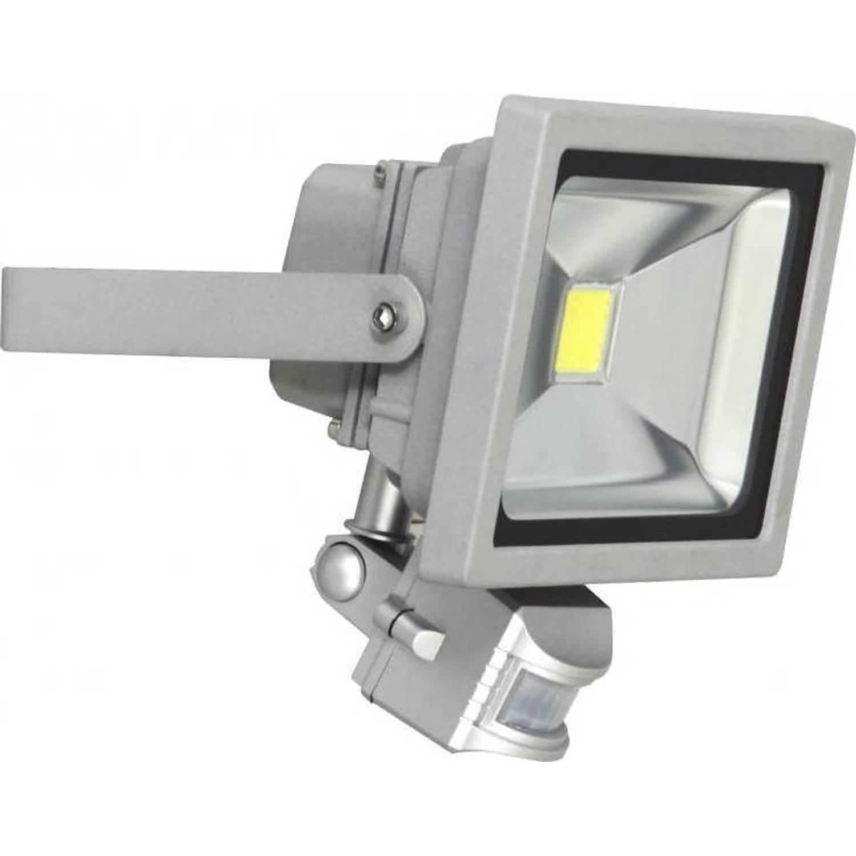 Smartwares XQ1221 led floodlight -Sensor - 20 Watt - Zwart