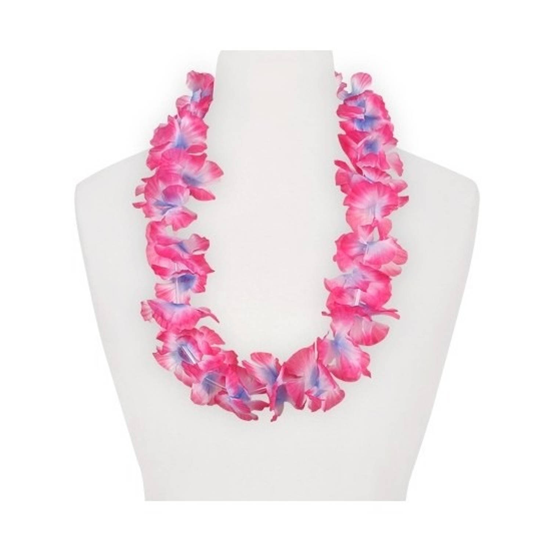Korting Hawaii Slinger Roze paars