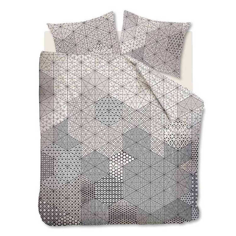 Kardol en verstraten honeycomb dekbedovertrek - 1-persoons (140x200/220 cm + 1 sloop)
