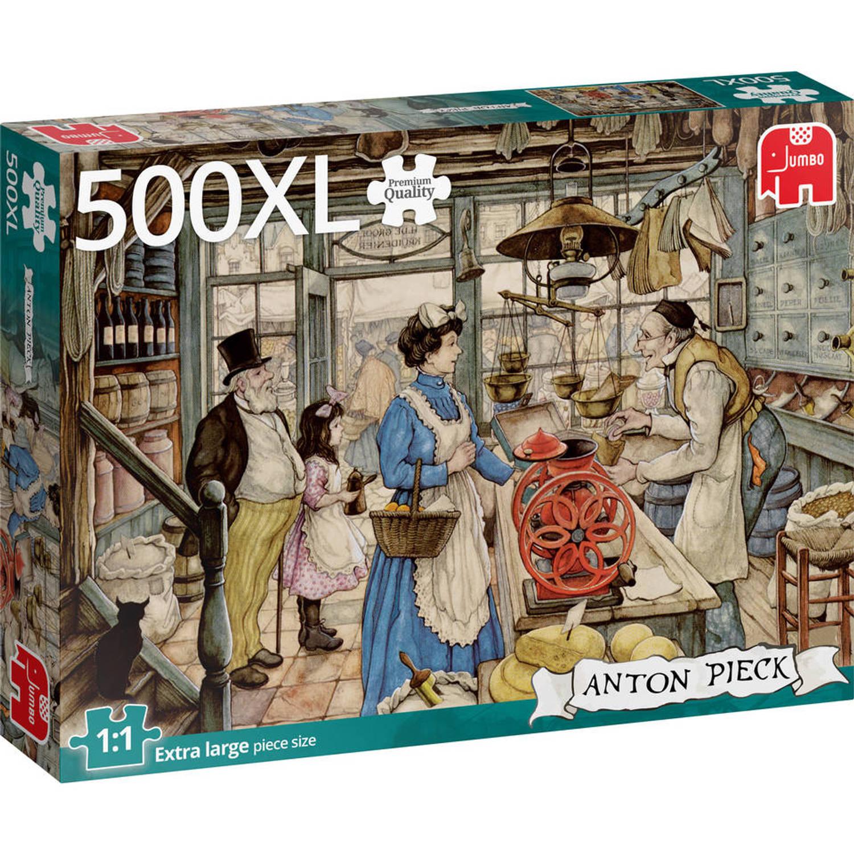 Anton Pieck - De Kruidenier XL puzzel
