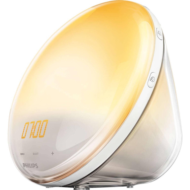 Philips Wake-up Light HF3532/01 - wit
