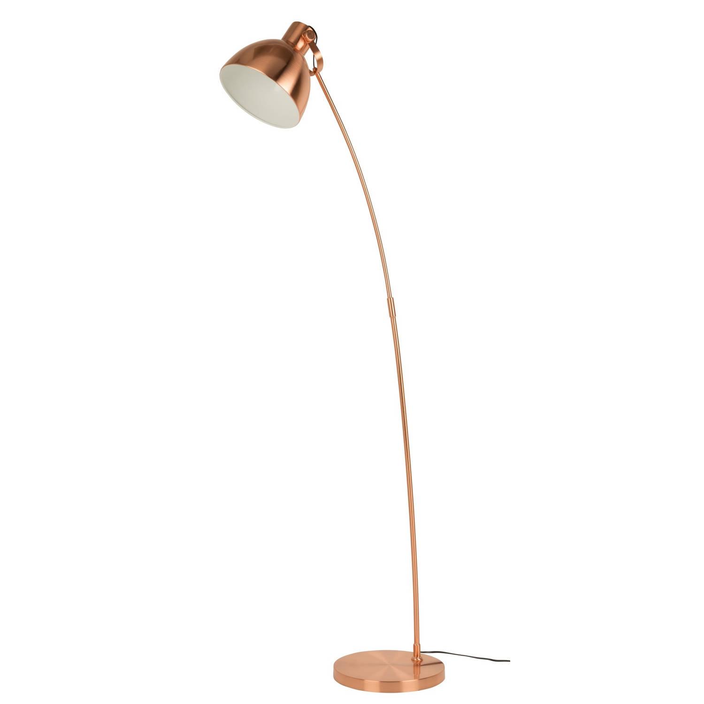 24Designs Vloerlamp Bliss - H165 Cm - Koper