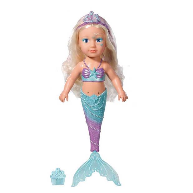 BABY born pop zus zeemeermin