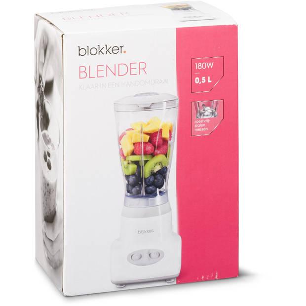 Blokker blender BL-13101 - wit
