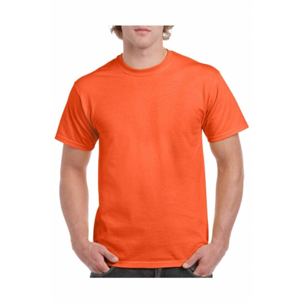 Oranje t-shirts - dames en heren - Koningsdag / EK WK voetbal L