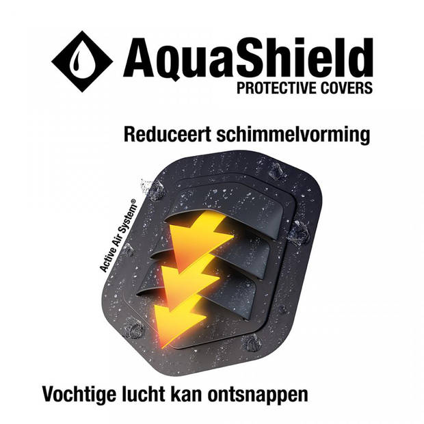 AquaShield loungesethoes 235x235xH70