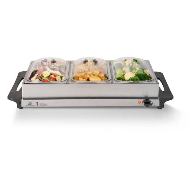 Blokker buffet warmhoudschalen BL-26401