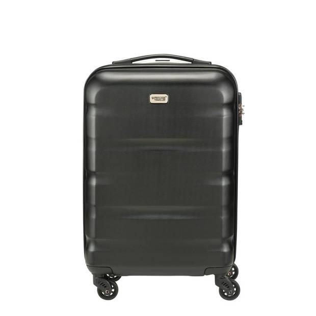 Princess Traveller Los Angeles ABS koffer - S - zwart