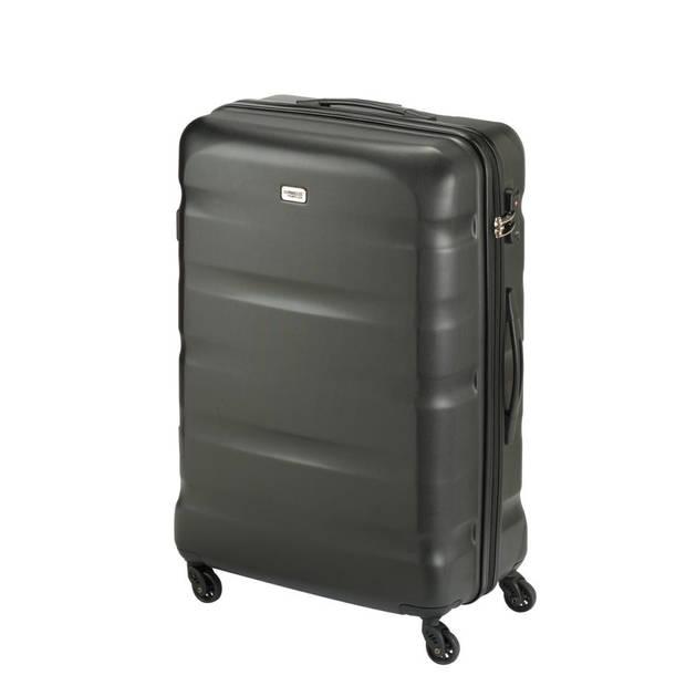 Princess Traveller Los Angeles ABS koffer - L - zwart