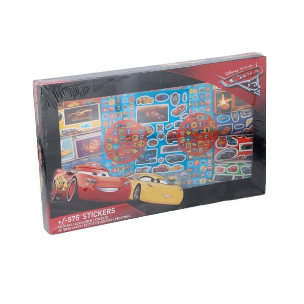 Disney Cars stickersbox - 575 stickers
