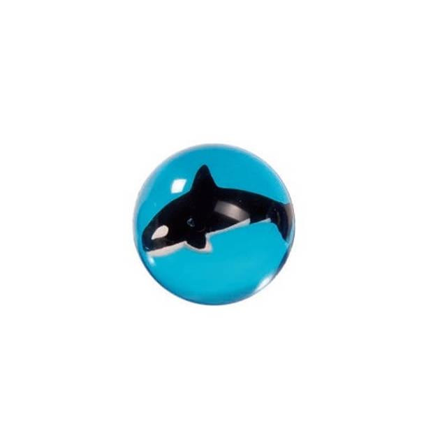 Goki Stuiterbal Zeedieren: Orka 45 mm
