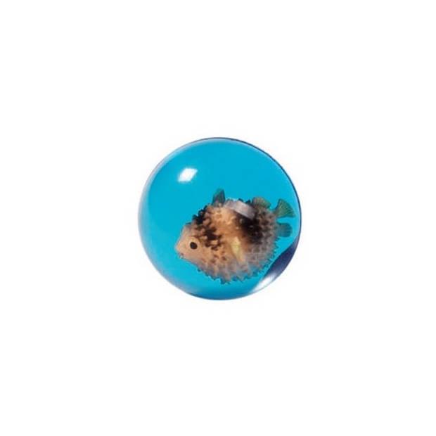 Goki Stuiterbal Zeedieren: Stekelbaars 45 mm