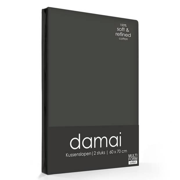 DAMAI KUSSENSLOPEN ANTHRACITE (2 STUKS)-