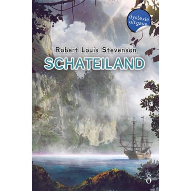 SCHATEILAND-DYSLEXIE UITGAVE