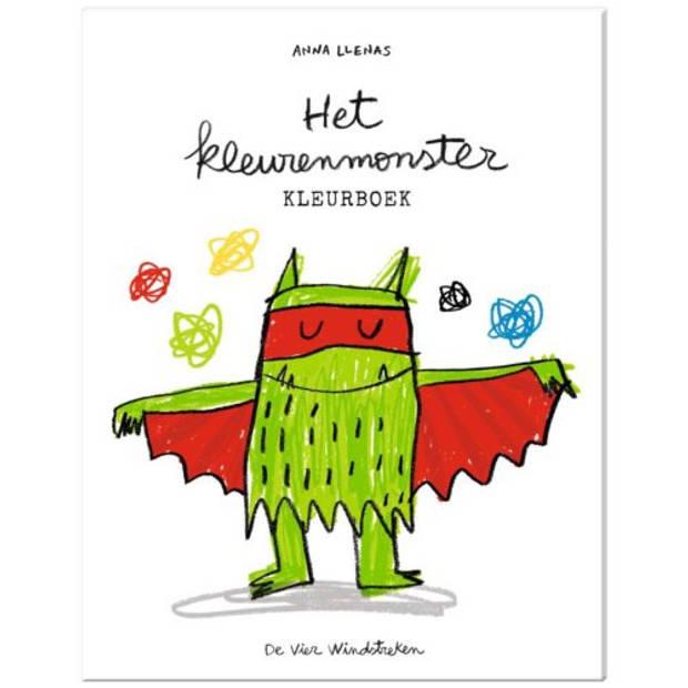 HET KLEURENMONSTER, KLEURBOEK 3 EX.
