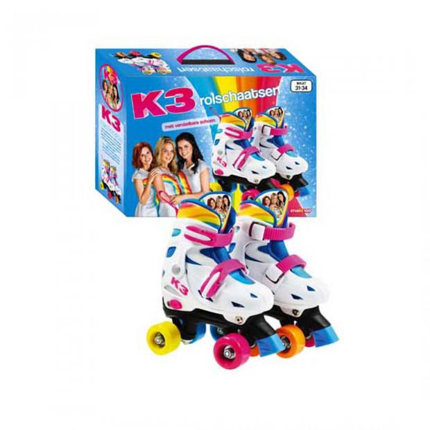 K3 rolschaatsen - maat 35-38