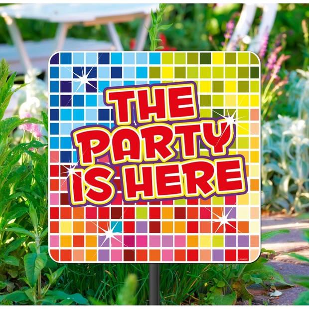 Tuinbord Party
