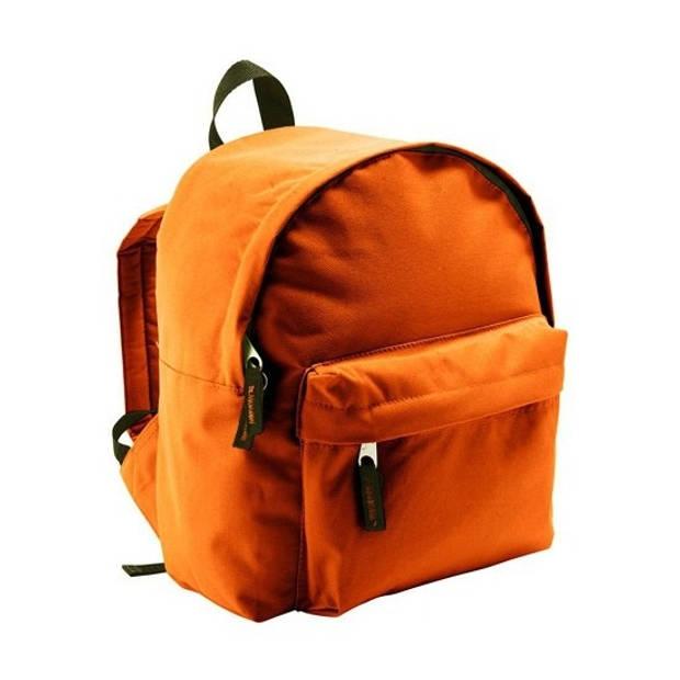 Kinder rugzak oranje 9 liter