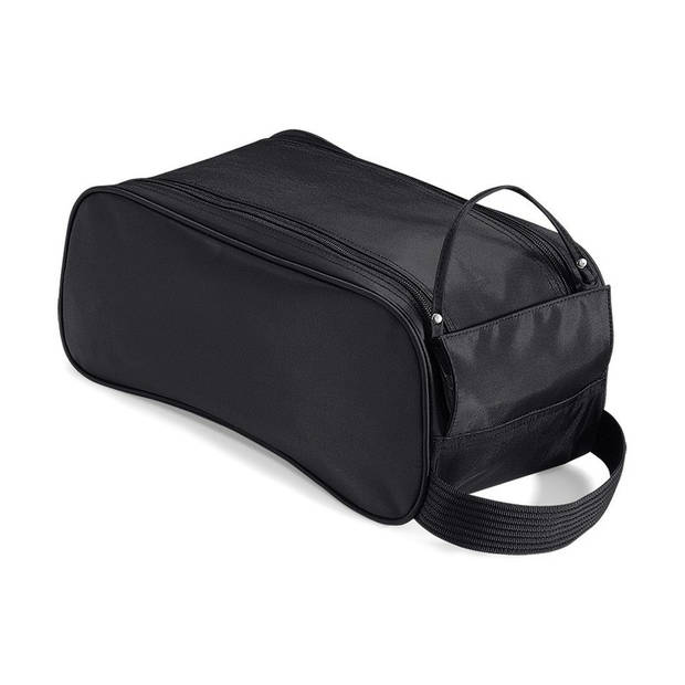 Zwarte schoenentas 9 liter