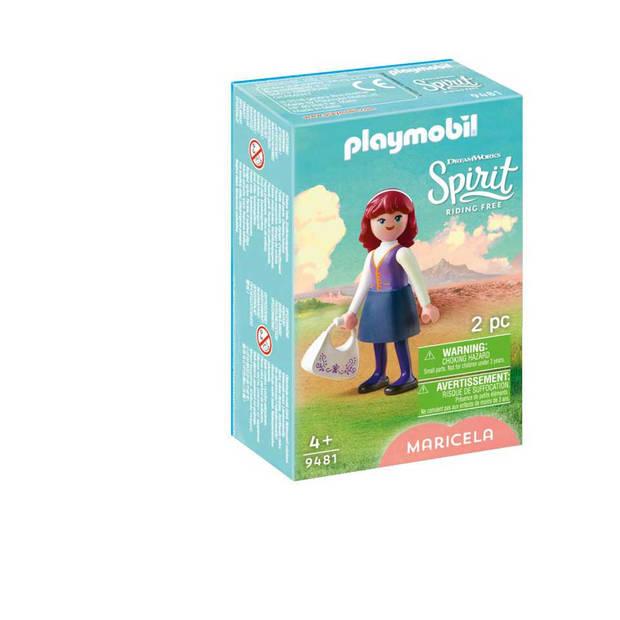 PLAYMOBIL Spirit Maricela 9481