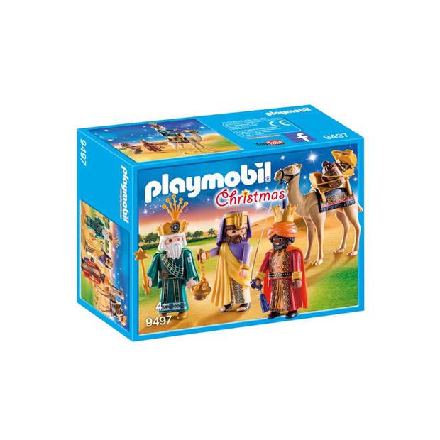 PLAYMOBIL Christmas drie koningen 9497