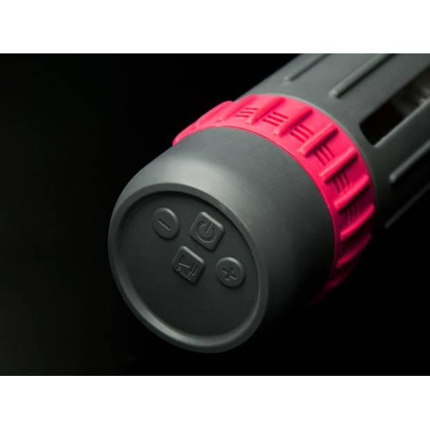 S-Digital Spritz Waterfles Bluetooth Speaker met 400ml Inhoud 360° Geluid en Spatwaterdicht