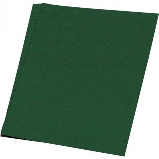 50 vellen donkergroen A4 hobby papier - Hobbymateriaal - Knutselen met papier - Knutselpapier