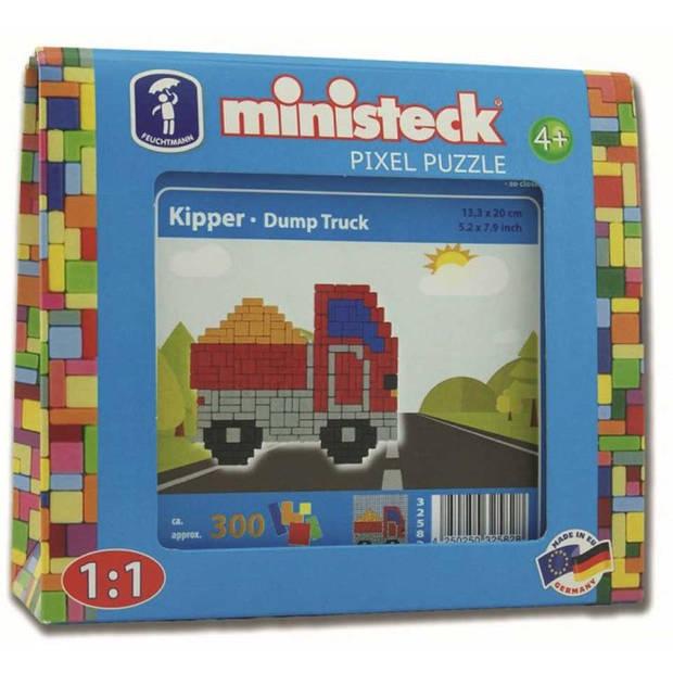 Ministeck kiepauto reisset - 300 stukjes