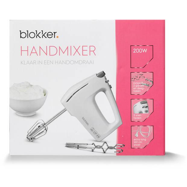 Blokker handmixer BL-14001
