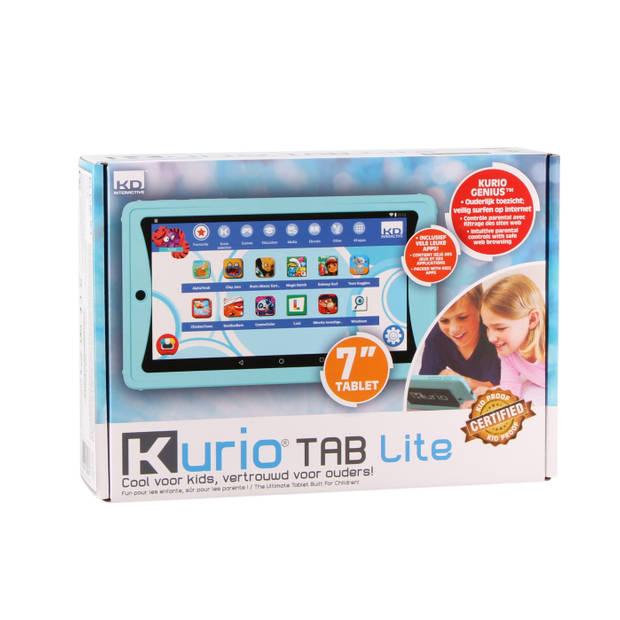 Kurio TAB Lite kindertablet - blauw