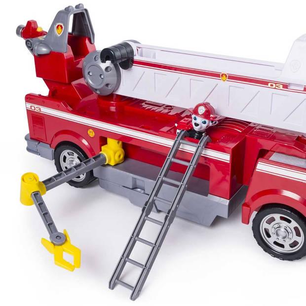 PAW Patrol Ultimate Rescue brandweerwagen Marshall