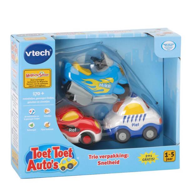 Vtech Toet Toet Auto bundel - Snelheid