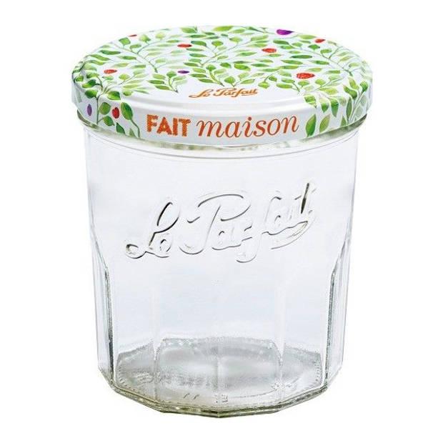Le parfait confituurpot met deksel 324 ml (12 stuks)