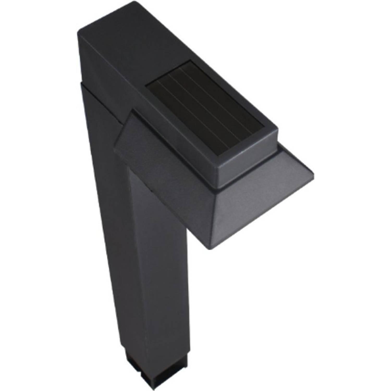 Moderne Zwarte Solar Buitenlampen - Nachtsensor