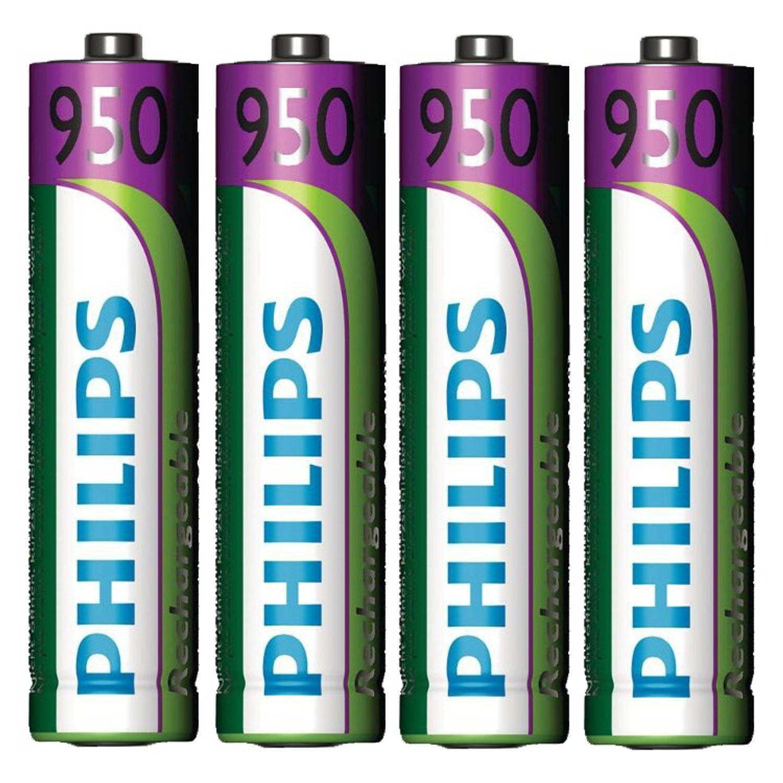 AAA NiMH oplaadbare batterijen