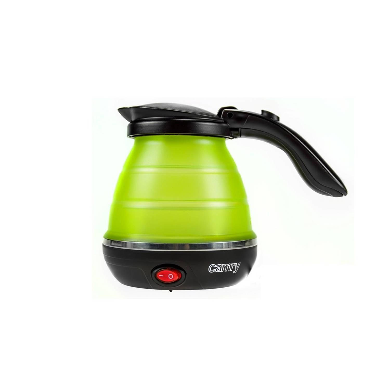 Camry CR 1265 Vouwbare waterkoker 0.5L groen