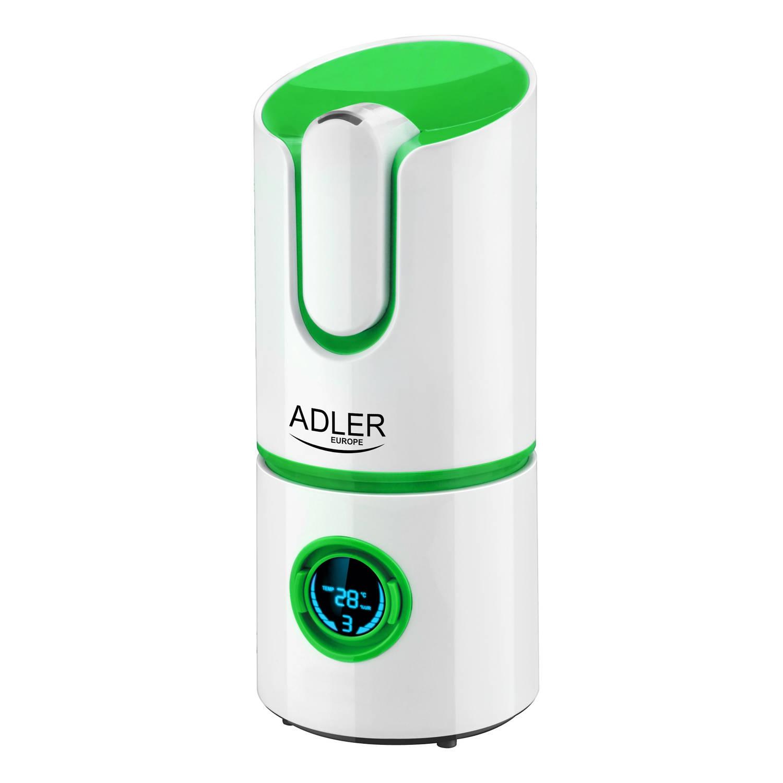 Adler AD 7957g Elektrische luchtbevochtiger - groen