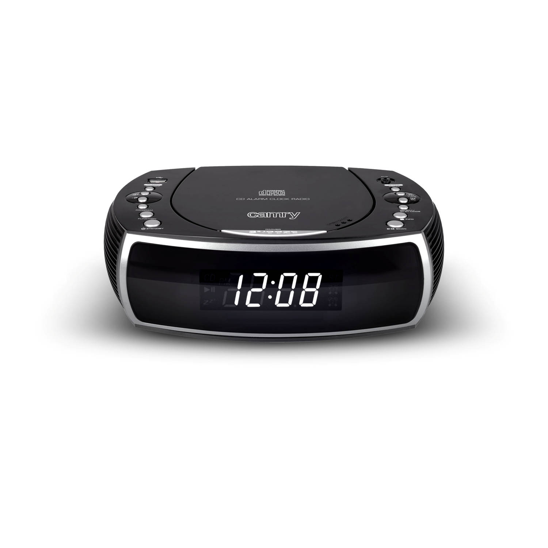 Camry CR1150b Radiowekker-wekkerradio met cd speler