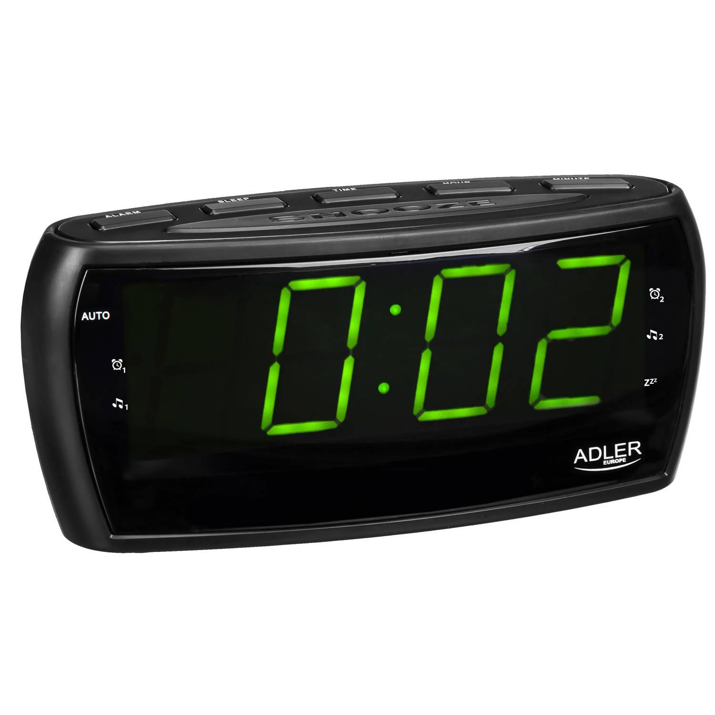 Adler AD 1121 - Alarm wekkerradio